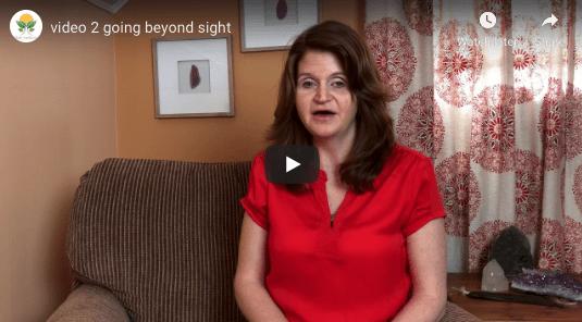 Video Preview Jenna, Beyond sight